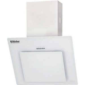 Вытяжка BACKER AH60A-G6L200 White Glass