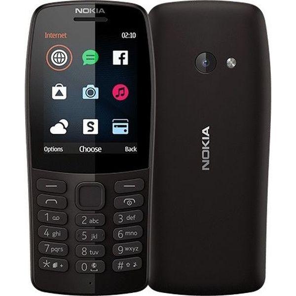 Телефон NOKIA 210 (черный)