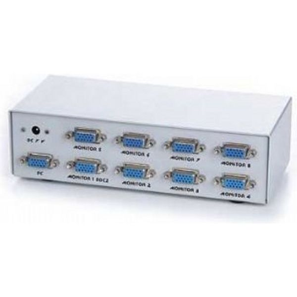Hub vga GEMBIRD Splitter VGA (GVS128) 8por