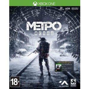 Игра для Xbox One Метро: Исход Издание первого дня