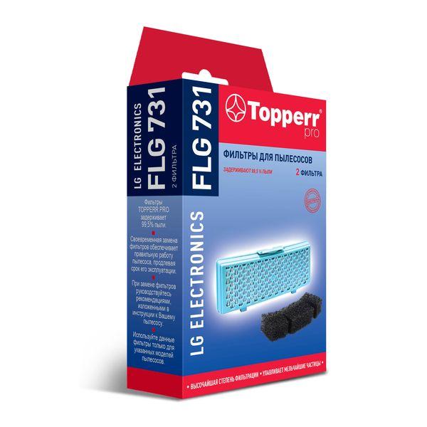 HEPA-фильтр TOPPERR FLG 731 для пылесосов