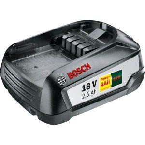 Аккумуляторный блок Bosch PBA 18V 2.5Ah (1600A005B0)
