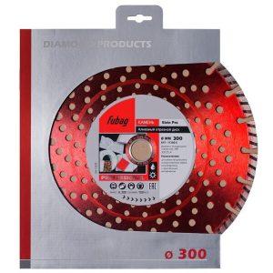 Алмазный диск FUBAG Stein Pro (11300-6)