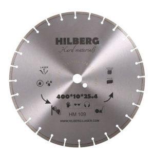 Алмазный диск Hilberg HM109 400*25