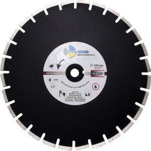 Алмазный диск Trio-diamond GA775 450*25