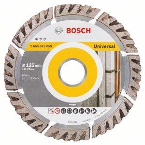 Алмазный отрезной диск Bosch Standard for Universal 2.608.615.059