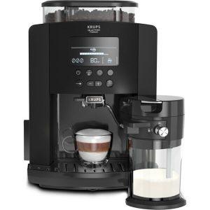 Автоматическая кофемашина KRUPS ARABICA LATTE EA819N10