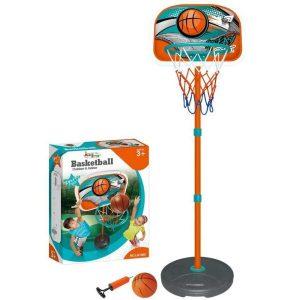 Баскетбольное кольцо на стойке Kingsport LQ1902