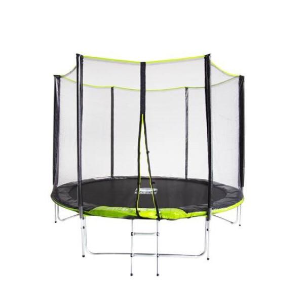 Батут T.M. Fitness Trampoline Green 252 см - 8ft extreme (SG/8-3)