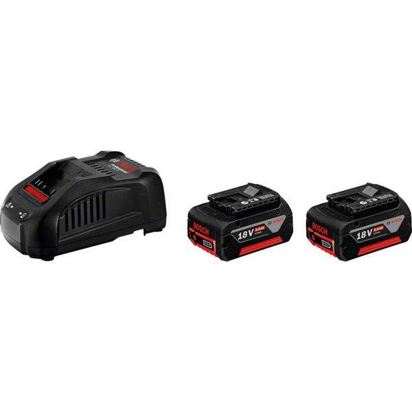 Базовый комплект Bosch 2 х GBA 18V 5.0 Ah + GAL 1880 CV Professional (1600A00B8J)