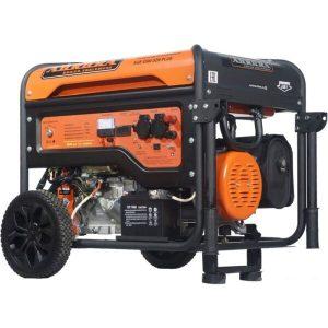Бензиновый генератор Aurora AGE 8500 DZN Plus