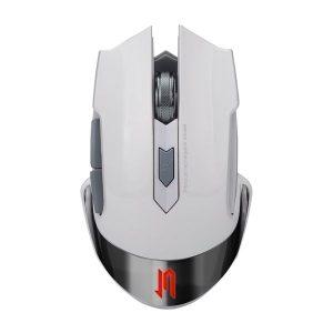 Беспроводная игровая мышь Jet.A  R200G белая