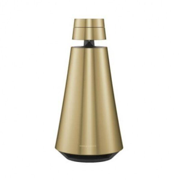 Беспроводная колонка Bang & Olufsen BeoSound 1 Brass Tone (1666413)