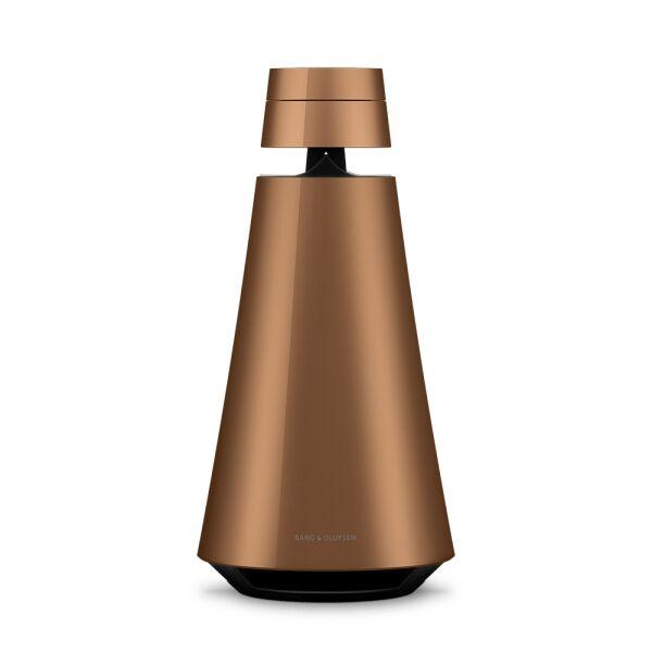 Беспроводная колонка Bang & Olufsen BeoSound 1 Bronze Tone (1666417)