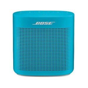 Беспроводная колонка Bose SoundLink Color II Aquatic Blue