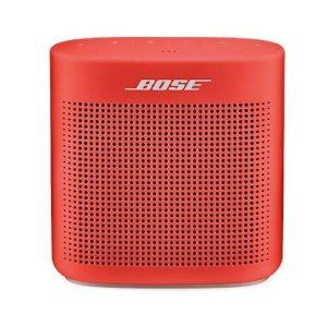 Беспроводная колонка Bose SoundLink Color II Coral Red