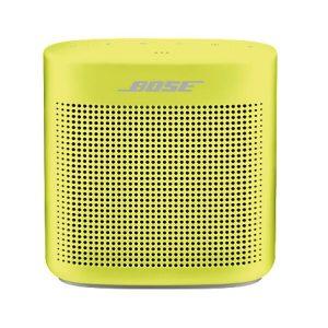 Беспроводная колонка Bose SoundLink Color II Yellow Citron