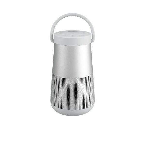 Беспроводная колонка Bose SoundLink Revolve Plus (серебристый)