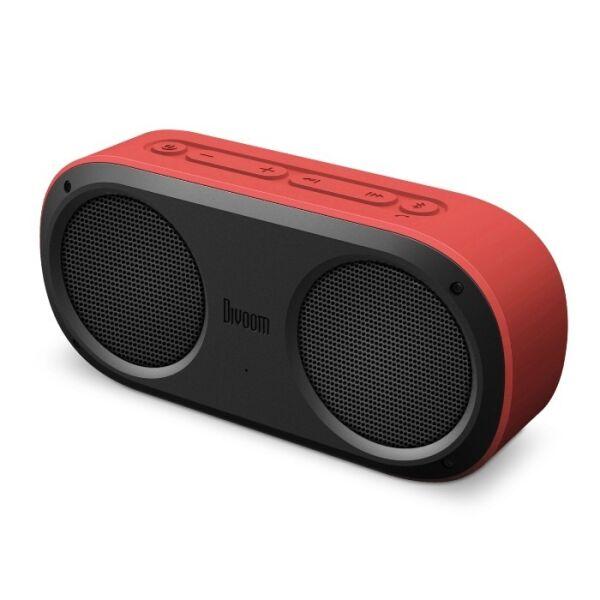 Беспроводная колонка Divoom Airbeat-20 (красный)