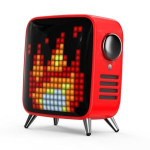 Беспроводная колонка Divoom Tivoo-Max (красный)