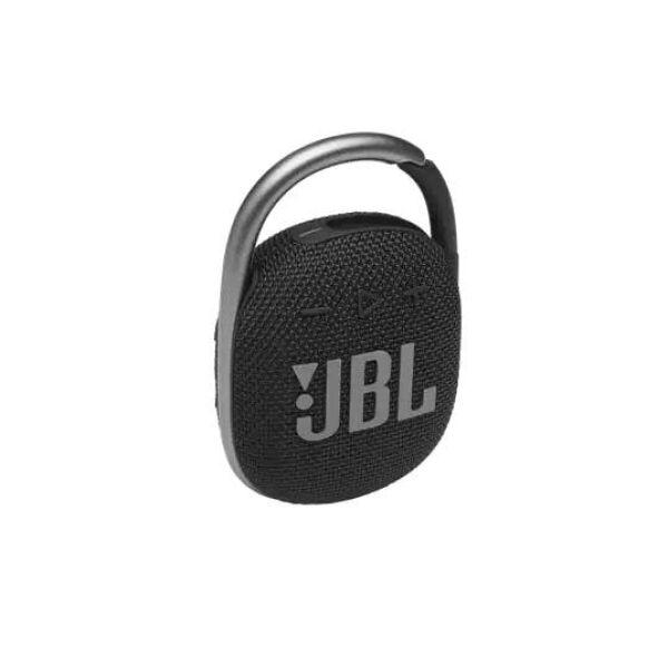 Беспроводная колонка JBL Clip 4 (черный)