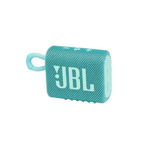Беспроводная колонка JBL Go 3 (бирюзовый)
