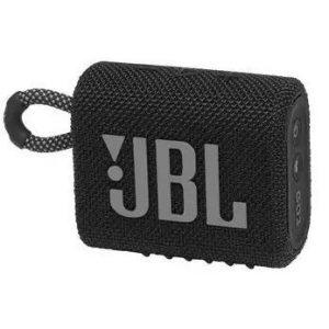 Беспроводная колонка JBL Go 3 BLK