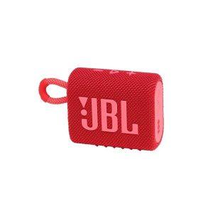 Беспроводная колонка JBL Go 3 (красный)