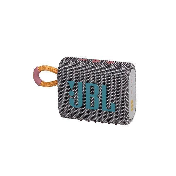 Беспроводная колонка JBL Go 3 (серый)