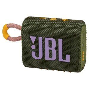 Беспроводная колонка JBL Go 3 (зеленый)