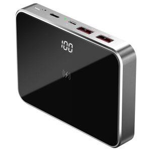 Беспроводное зарядное устройство PRESTIGIO GRAPHENE PD (PPB111G_SG)
