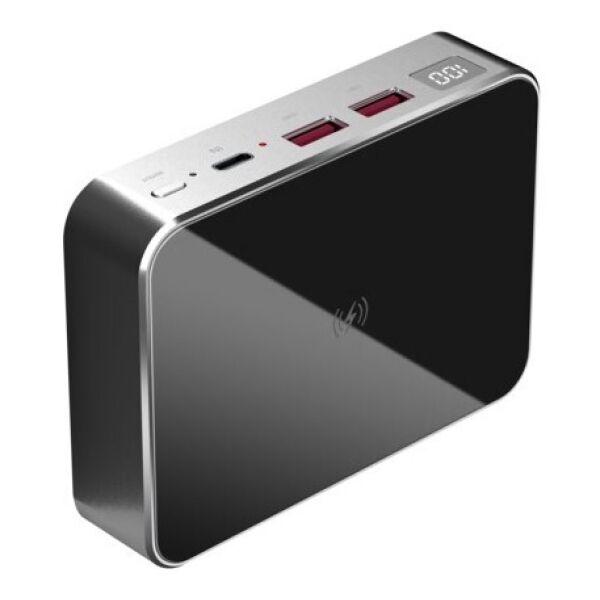 Беспроводное зарядное устройство PRESTIGIO GRAPHENE PD PRO (PPB121G_SG)