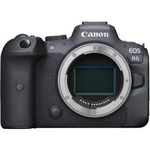 Беззеркальный фотоаппарат Canon EOS R6 Body