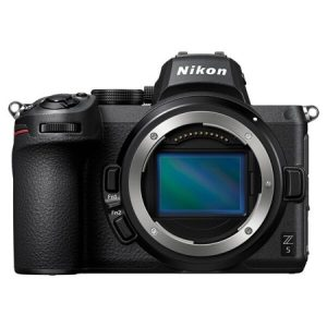 Беззеркальный фотоаппарат Nikon Z5 Body + FTZ Adapter