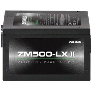 Блок питания Zalman ZM500-LXII