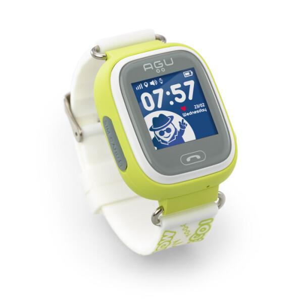 Часы-телефон с GPS для детей AGU G2