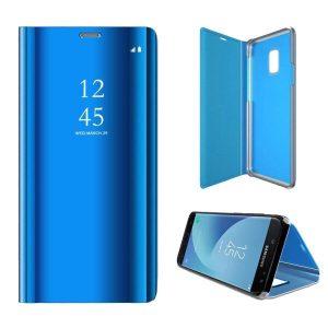 "Чехол ATOMIC ""FLIP"" для Huawei Y8P (голубой)"