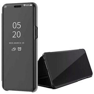 """Чехол ATOMIC """"FLIP"""" для Samsung A11/М11 (черный)"""