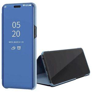 "Чехол ATOMIC ""FLIP"" для Samsung A11/М11 (голубой)"
