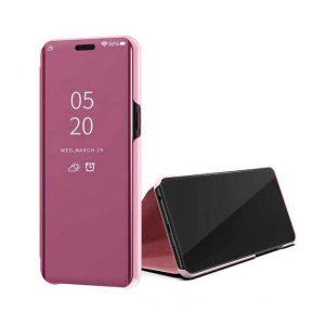 "Чехол ATOMIC ""FLIP"" для Samsung GALAXY A21S (розовый)"