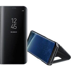 """Чехол ATOMIC """"FLIP"""" для Samsung GALAXY A51 (черный)"""