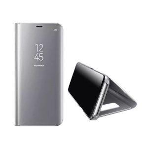 "Чехол ATOMIC ""FLIP"" для Samsung GALAXY A51 (серебристый)"