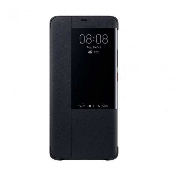 Чехол Huawei Smart View Flip Cover для Huawei Mate 20 (черный)