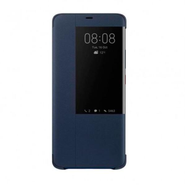Чехол Huawei Smart View Flip Cover для Huawei Mate 20 (синий)