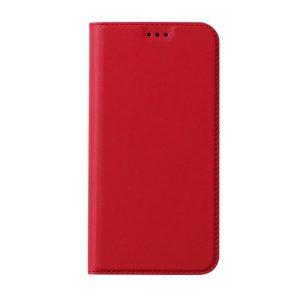 Чехол книга AKAMI для Xiaomi Redmi Note 9 Pro/Note 9 Pro Max/Note 9S Красный (14312)
