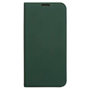 Чехол книга AKAMI для Xiaomi Redmi Note 9 Зеленый (16196)