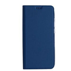 Чехол книжка Akami для Xiaomi Redmi Note 7/ Note 7 Pro Синий (7808)