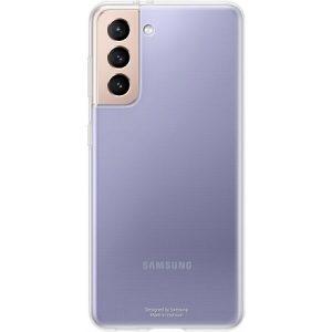 Чехол Samsung Clear Cover для Samsung Galaxy S21 EF-QG991TTEGRU