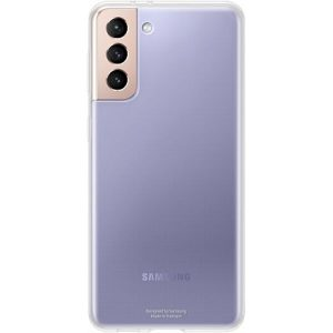 Чехол Samsung Clear Cover для Samsung Galaxy S21+ EF-QG996TTEGRU
