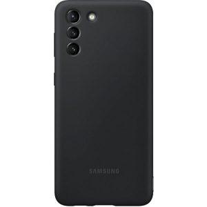 Чехол Samsung Silicone Cover для Samsung Galaxy S21+ EF-PG996TBEGRU